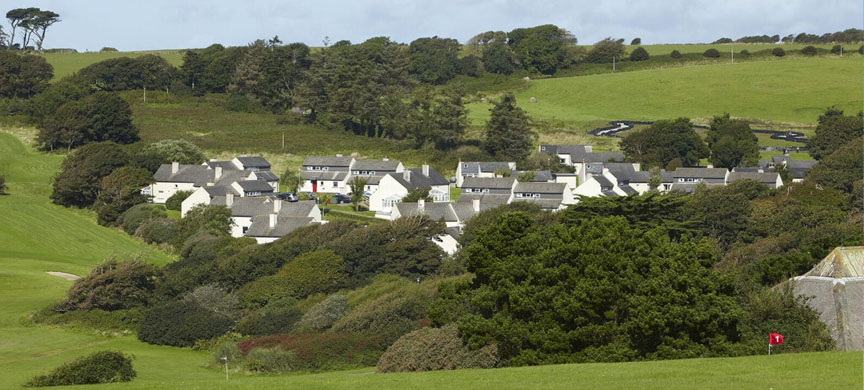 Self Catering Holiday Accommodation at Trabolgan