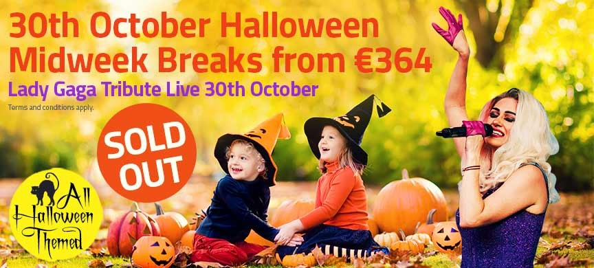 Halloween Midweek Breaks