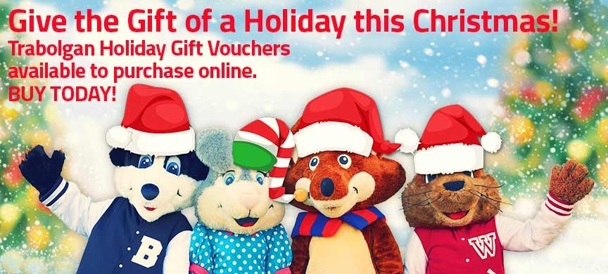 Gift Vouchers from Trabolgan Holiday Centre