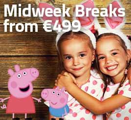 Midweek Easter Breaks 2019