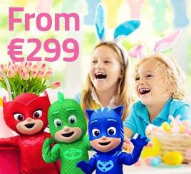 Easter Family Breaks 2022