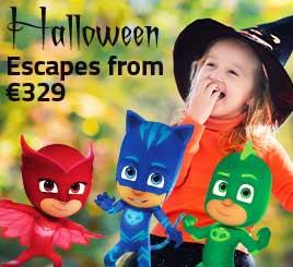 29th October Halloween Breaks