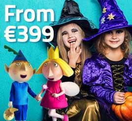 25th October Halloween Escapes