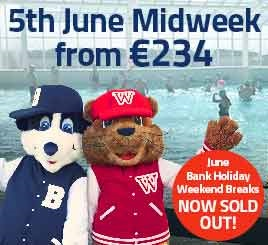 June Bank Holiday Breaks