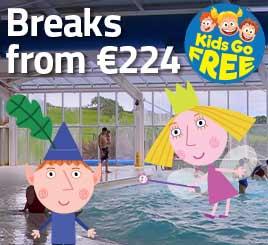 13th September Kids Go Free