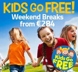 Sept Kids Go Free Weekends