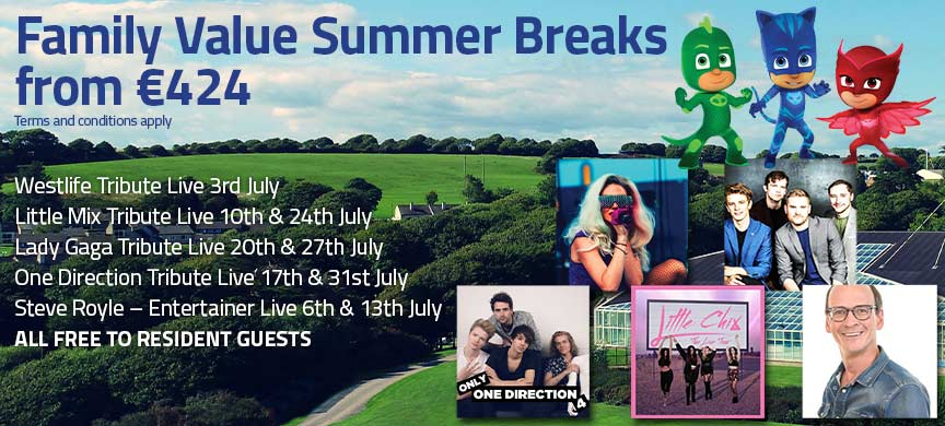 July Breaks 2019