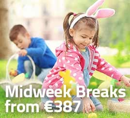 Midweek Easter Breaks 2019