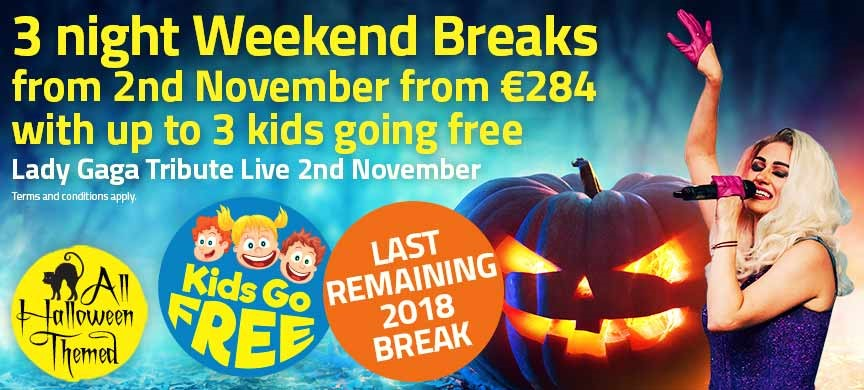 2nd Nov Weekend Escapes